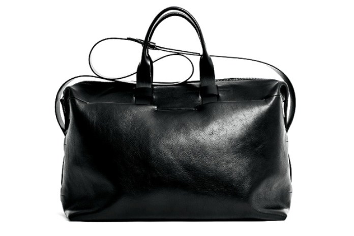 Troubadour Goods Weekender and Day Bag Black