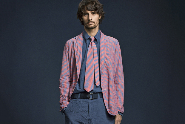 ts(s) 2014 Spring/Summer Collection Lookbook