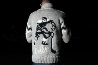 "Undefeated x Canadian Sweater Company Ltd. ""Penalty"" Sweater"