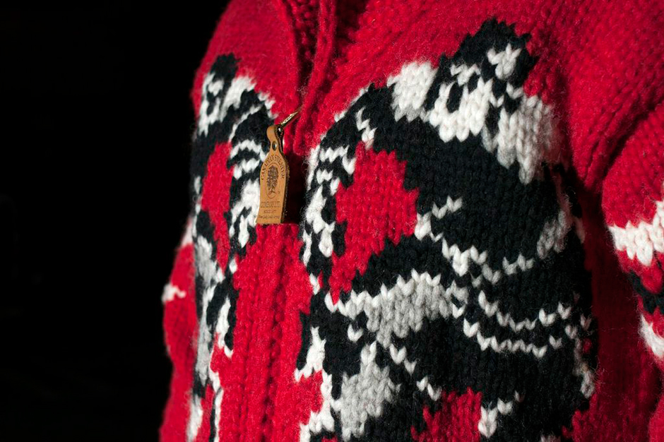 """Undefeated x Canadian Sweater Company Ltd. """"Penalty"""" Sweater"""
