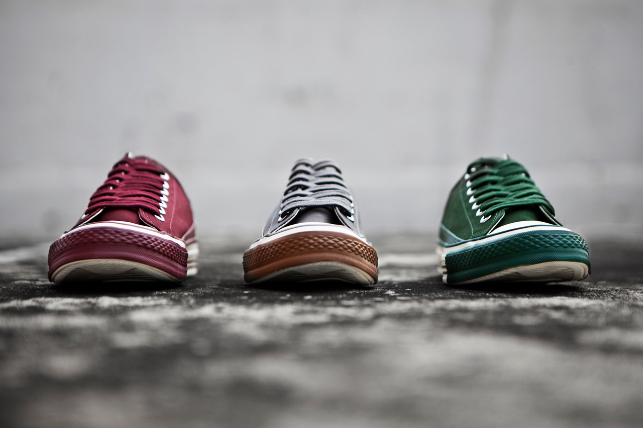 UNDERCOVER 2013 Fall/Winter Footwear Collection