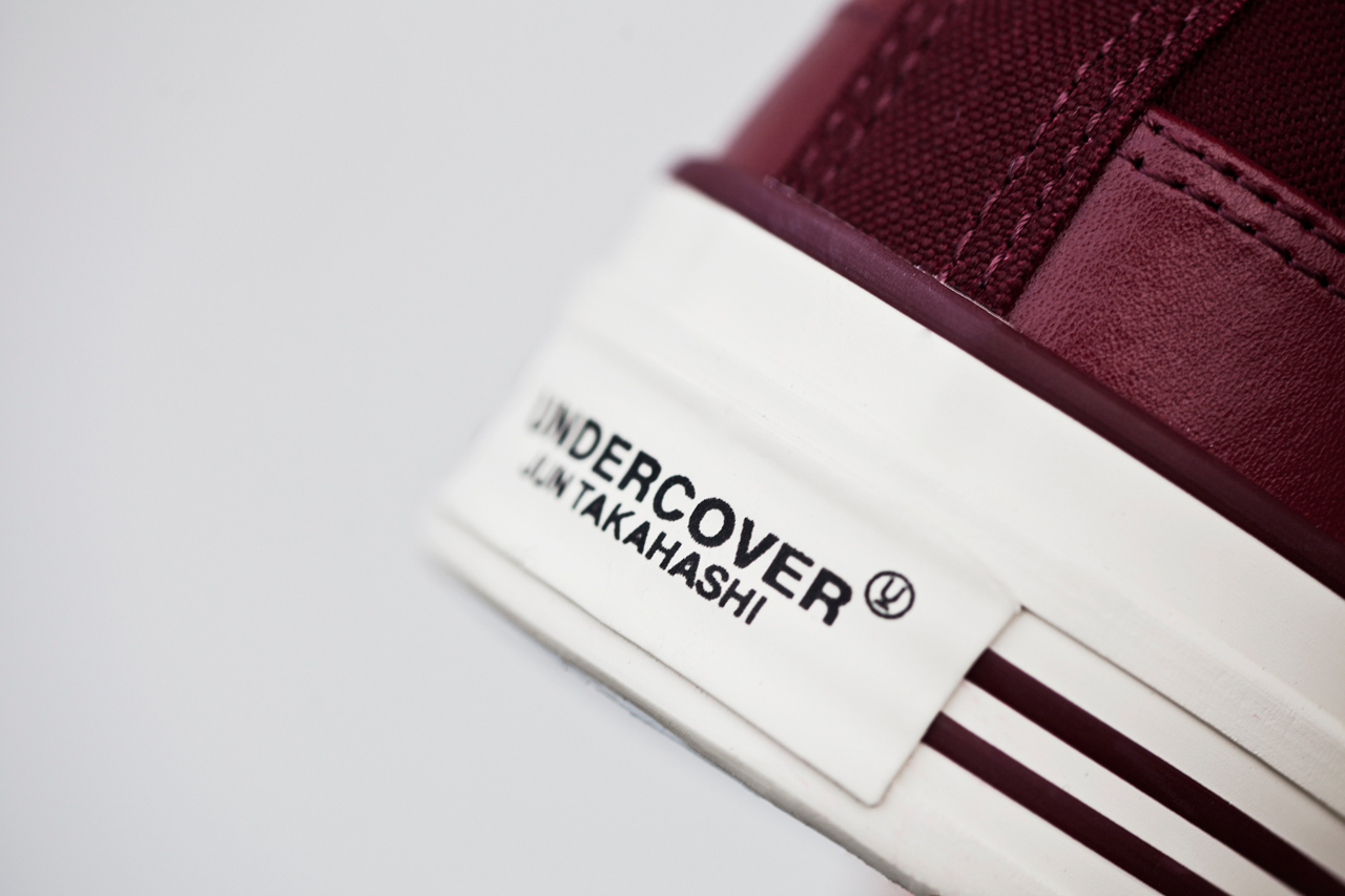 undercover 2013 fallwinter footwear collection