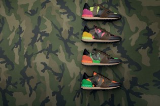 Valentino 2014 Spring Fluo Collection
