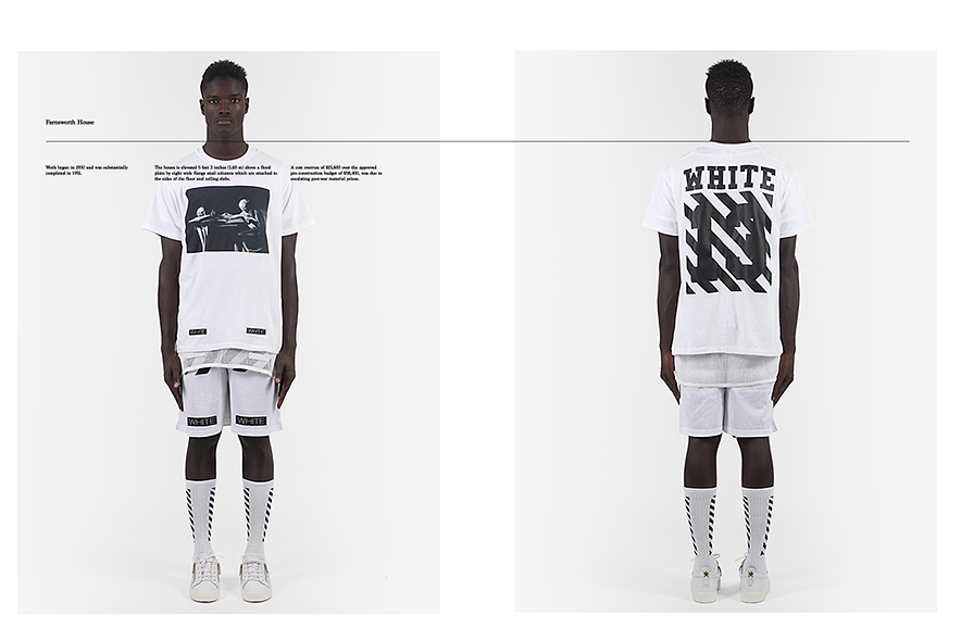 Virgil Abloh Launches Off-White c/o Virgil Abloh 2014 Spring/Summer Preview