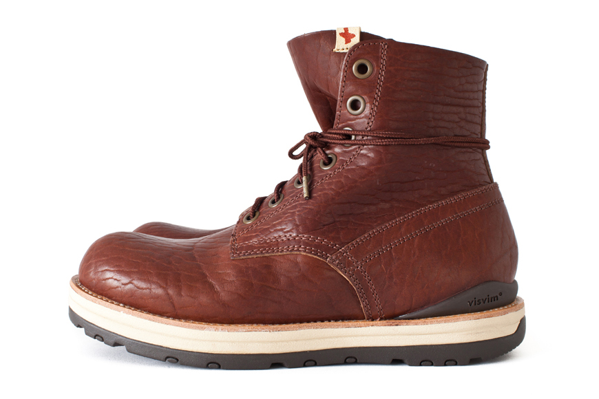 visvim 2013 fallwinter 7 hole plain toe