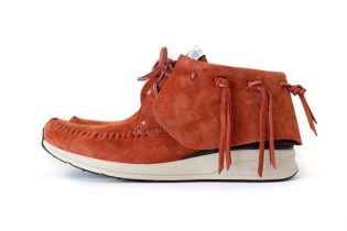 visvim 2013 Fall/Winter FBT KUDU JP