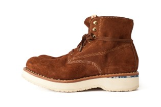 visvim 2013 Fall/Winter VIRGIL BOOTS-FOLK