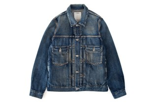 visvim SS 101 JKT DAMAGED *F.I.L. EXCLUSIVE