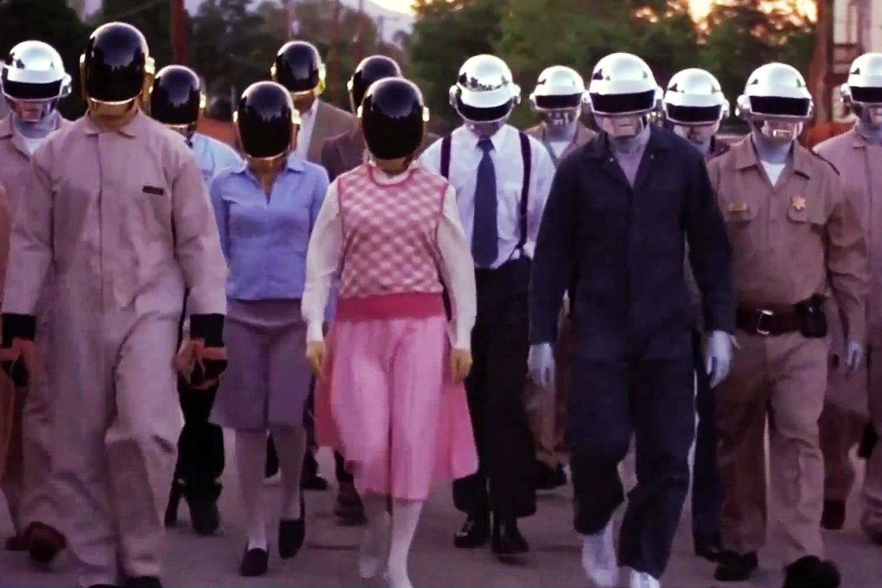 Watch This Mini-Doc On Daft Punk's Helmets