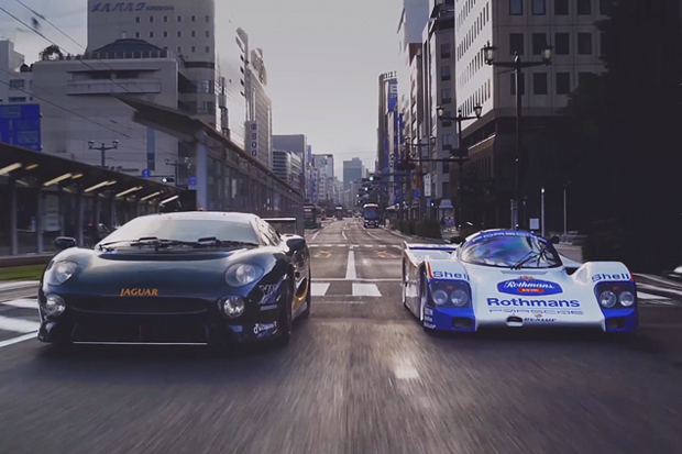 """""""Car Maniacs: Life With Le Mans"""" Video"""