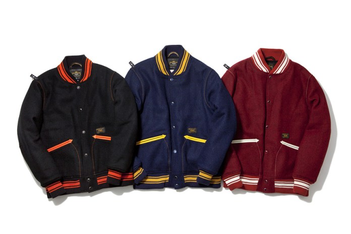 WTAPS 2014 Harris Tweed Stadium Jackets