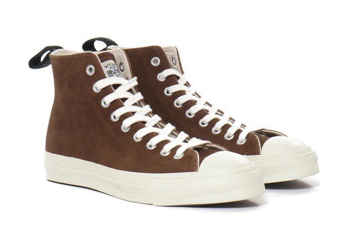WTAPS Suede Hi Top Sneakers