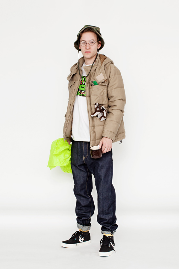 xlarge x converse 2013 holiday lookbook