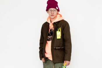 XLARGE® x Converse Japan 2013 Holiday Lookbook