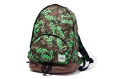 """XLARGE x Keith Haring """"Camo Dog"""" Backpack Collection"""
