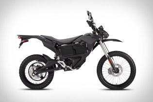 Zero FX Stealthfighter Motorcycle