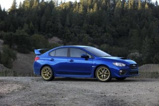 2015 Subaru WRX STI Preview