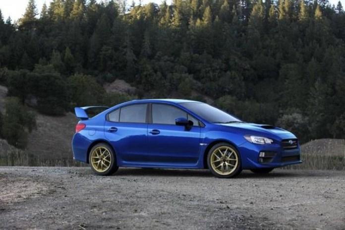 2015 Subaru WRX STI Preview