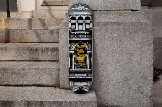 "5Boro Jimmy McDonald ""Philadelphia City Hall"" Pro Model Deck"