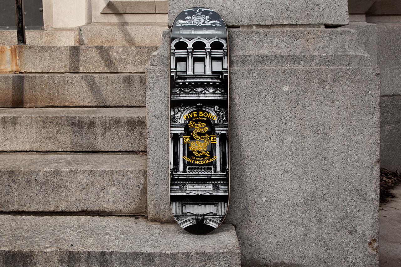 5boro jimmy mcdonald philadelphia city hall pro model deck