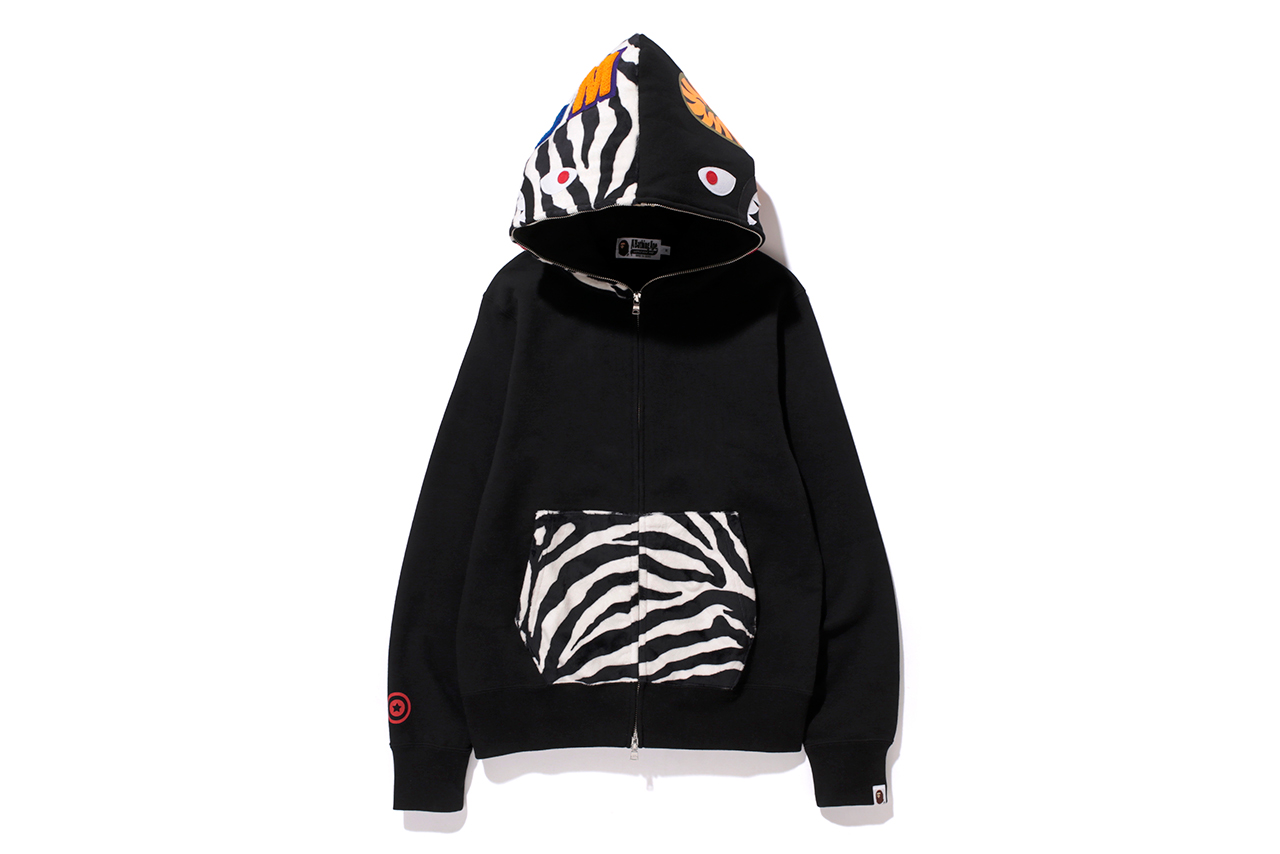 """A Bathing Ape 2014 """"Year of The Horse"""" Collection"""