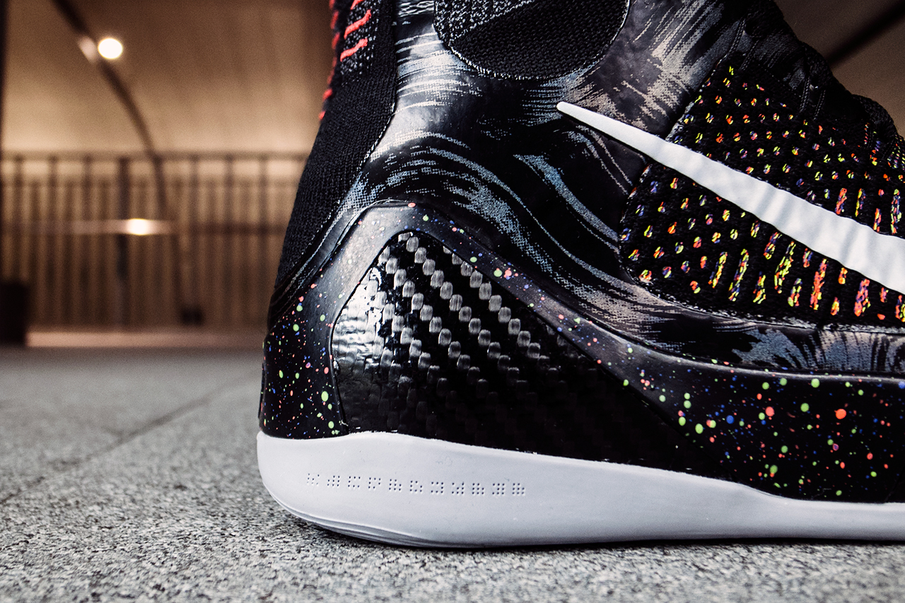 a closer look at the nike kobe 9 elite