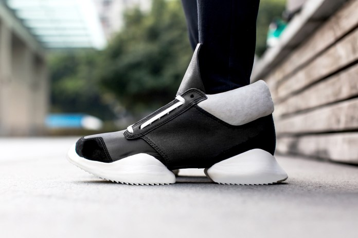 A Closer Look at the Rick Owens for adidas 2014 Spring/Summer Tech Runner