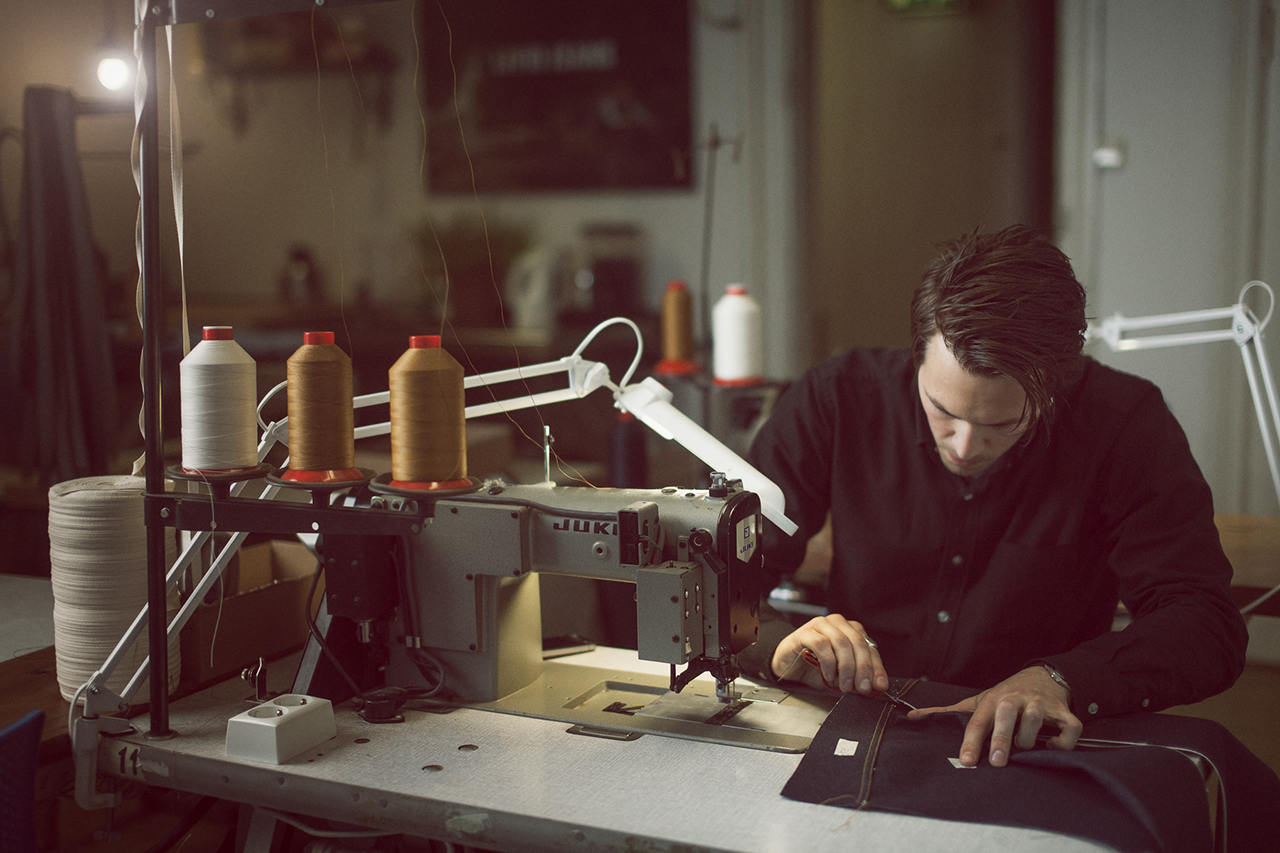 A Conversation with Jens Olav Dankersen of Livid Jeans by Sven Eselgroth