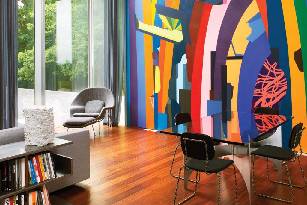 A Look Inside New York's Hudson Valley Art Barn