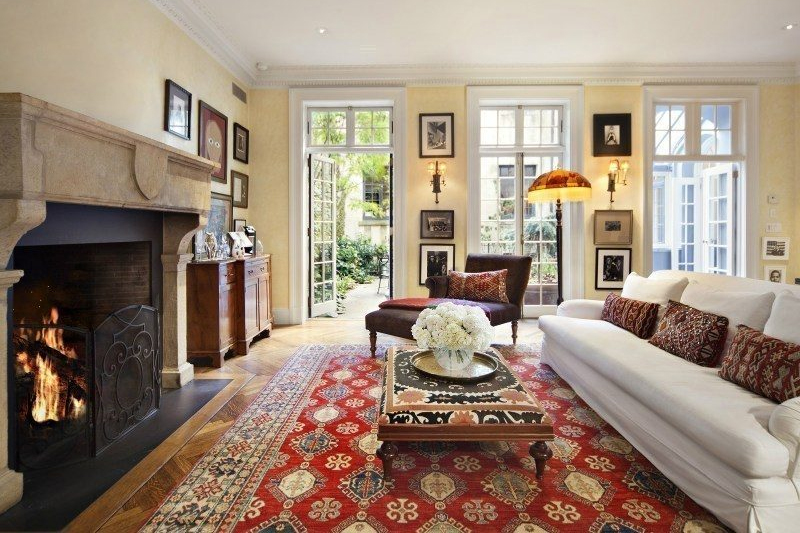 A Look Inside Spike Lee's New York City Townhouse