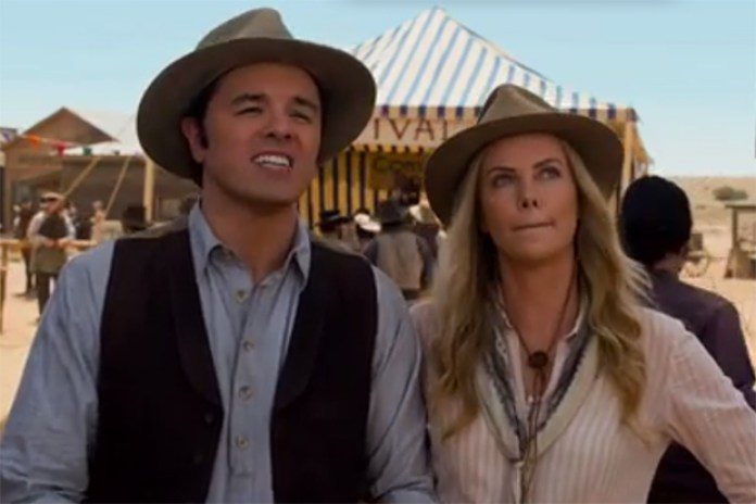 A Million Ways to Die in the West Red Band Trailer