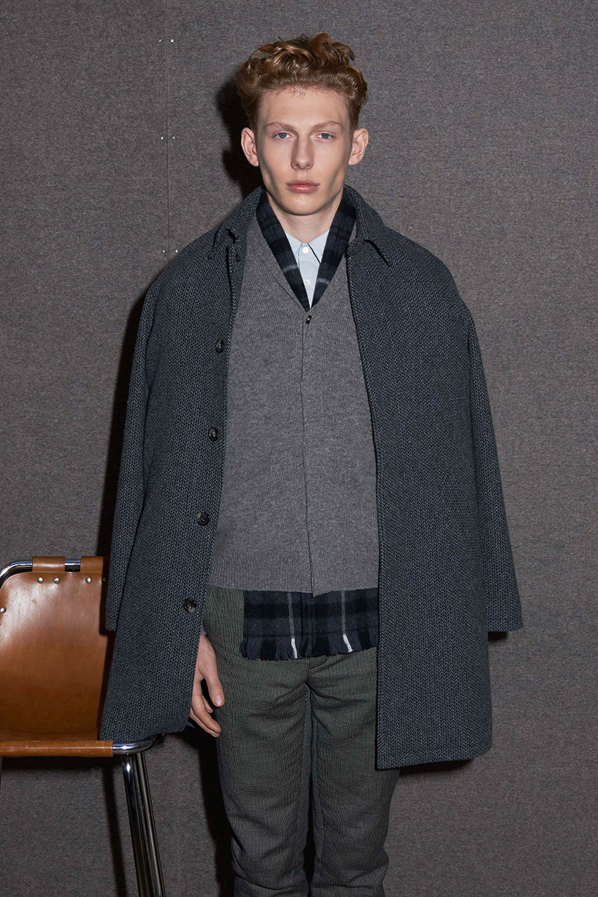 a p c 2014 fall winter collection