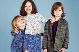 A.P.C. x Bonton 2014 Spring/Summer Children's Collection