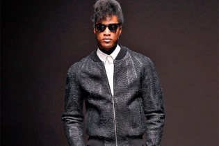 A. Sauvage 2014 Fall/Winter Collection