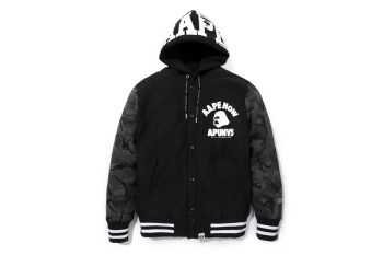 AAPE by A Bathing Ape x Champion 2014 Capsule Collection