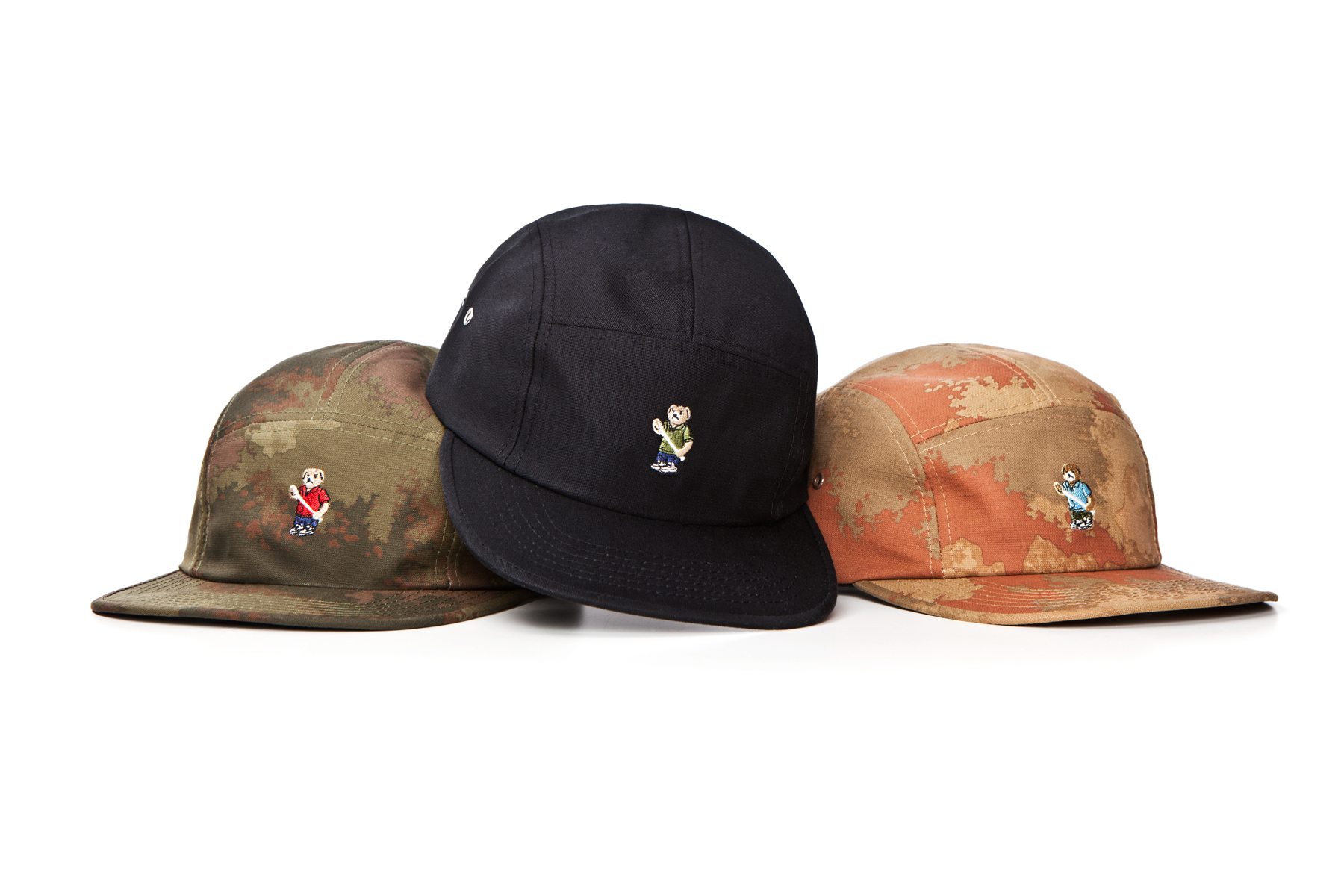 acapulco gold angry lo bear camp caps