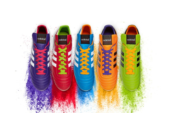 "adidas 2014 Spring/Summer Copa Mundial ""Samba"" Collection"