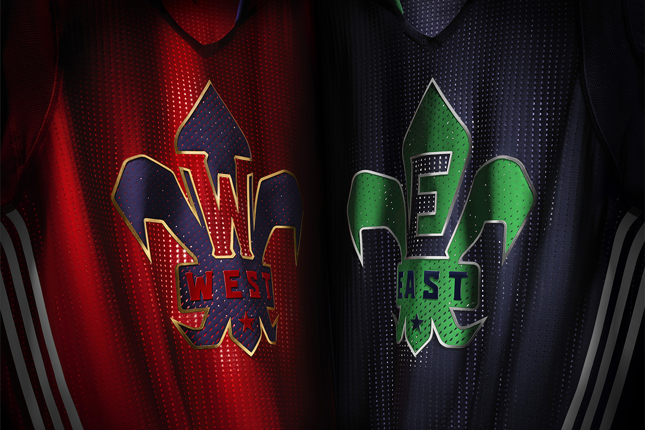 adidas Basketball Unveils 2014 NBA All-Star Uniforms