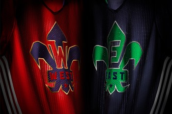 adidas Basketball Unveils 2014 NBA All-Star Uniforms