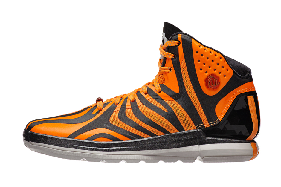 adidas D Rose 4.5 Orange/Black