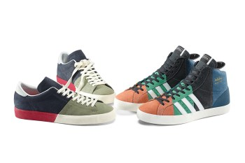 "adidas Originals Blue 2014 Spring/Summer ""Remix Oddity"" Pack"