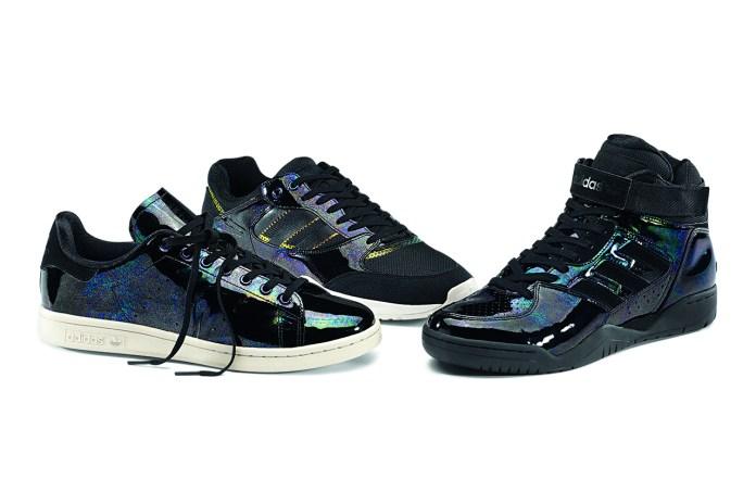 """adidas Originals 2014 Spring/Summer """"Oil Spill"""" Pack"""