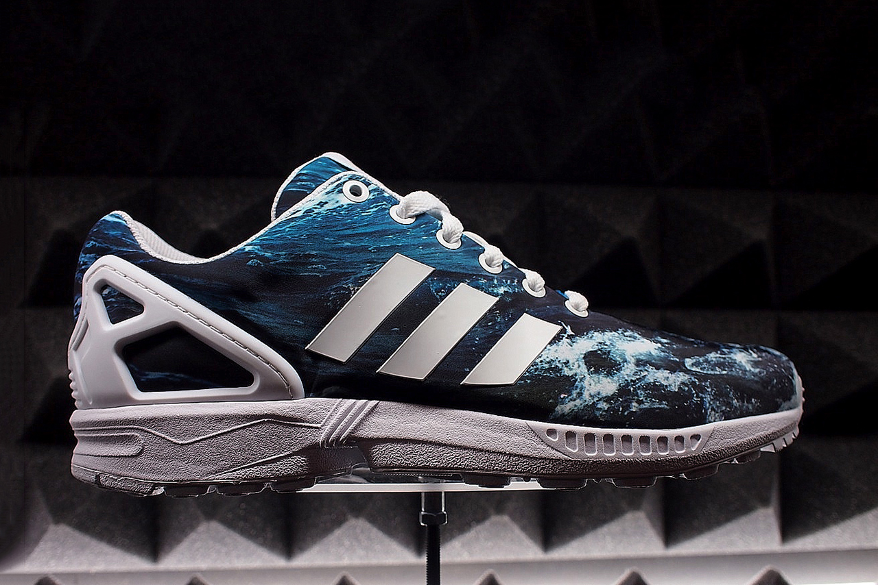 adidas originals 2014 springsummer zx flux collection preview