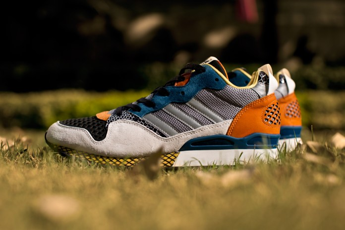 adidas Originals Blue ZXZ 930 Chalk/Rhythm Yellow/Aluminum