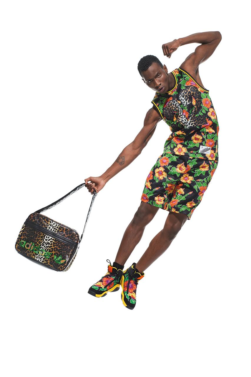 adidas Originals by Jeremy Scott 2014 Spring/Summer Lookbook