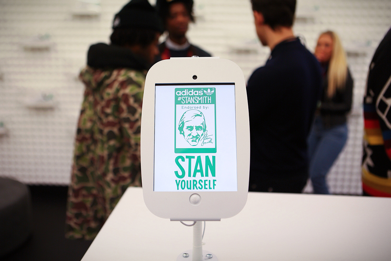adidas originals stan smith launch event the old trueman brewery london recap