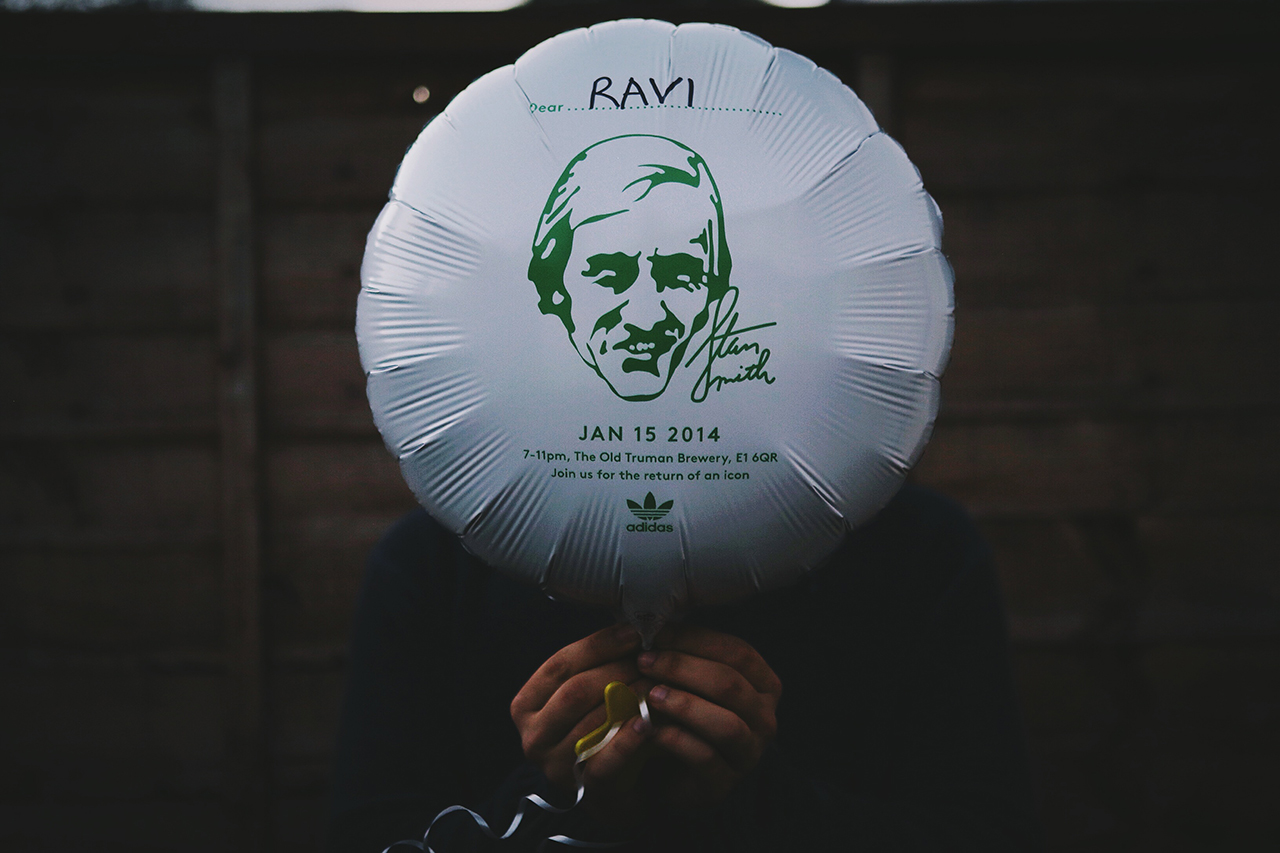 adidas Originals Stan Smith Launch Event @ The Old Trueman Brewery London Recap