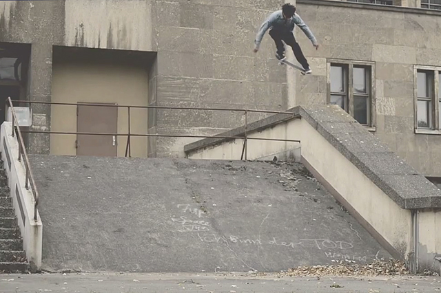 adidas Skateboarding in Berlin