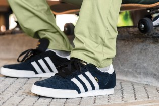 adidas Skateboarding Presents the Silas SLR