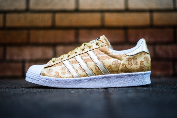 "adidas Originals Superstar 80s ""Year of the Horse"""